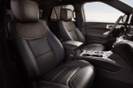 Picture of a 2020 Ford Explorer Platinum V6 EcoBoost 4WD's Front Seats