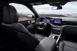 Picture of a 2020 Ford Explorer ST EcoBoost 4WD's Interior