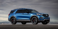 2020 Ford Explorer Hybrid, XLT, Limited, ST, Platinum V6 4WD Review