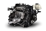 Picture of 2011 Ford Fiesta Sedan 1.6-liter 4-cylinder Engine