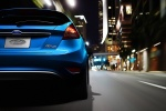 Picture of 2011 Ford Fiesta Hatchback in Blue Flame Metallic