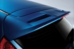 Picture of 2011 Ford Fiesta Hatchback Rear Spoiler