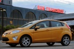 Picture of 2011 Ford Fiesta Hatchback in Yellow Blaze Metallic Tri-coat