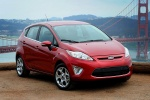 Picture of 2011 Ford Fiesta Hatchback in Red Candy Metallic Tinted Clearcoat