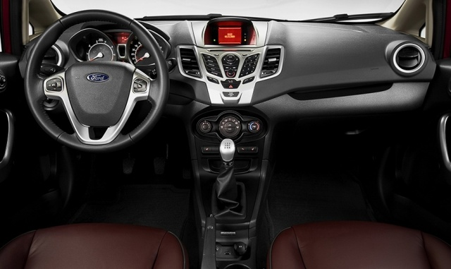 2012 Ford  Fiesta Picture