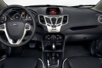 Picture of 2012 Ford Fiesta Sedan Cockpit