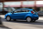 Picture of 2012 Ford Fiesta Hatchback in Blue Flame Metallic
