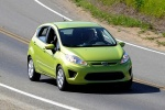 Picture of 2012 Ford Fiesta Hatchback in Lime Squeeze Metallic