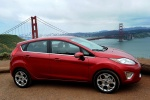 Picture of 2012 Ford Fiesta Hatchback in Red Candy Metallic Tinted Clearcoat