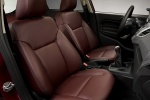 Picture of 2012 Ford Fiesta Hatchback Front Seats