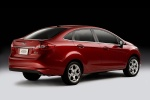 Picture of 2012 Ford Fiesta Sedan in Bright Magenta Metallic