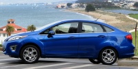 2012 Ford Fiesta S, SE, SEL, SES Review
