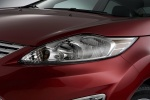 Picture of 2013 Ford Fiesta Sedan Headlight