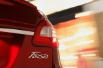 Picture of 2013 Ford Fiesta Sedan Tail Light