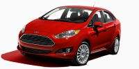 2014 Ford Fiesta Pictures