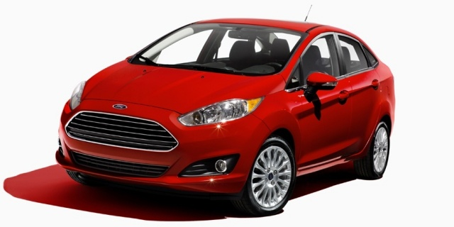 2015 Ford Fiesta Pictures