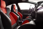 Picture of 2016 Ford Fiesta Hatchback ST Front Seats