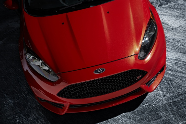 2018 Ford Fiesta Hatchback ST Front Fascia Picture