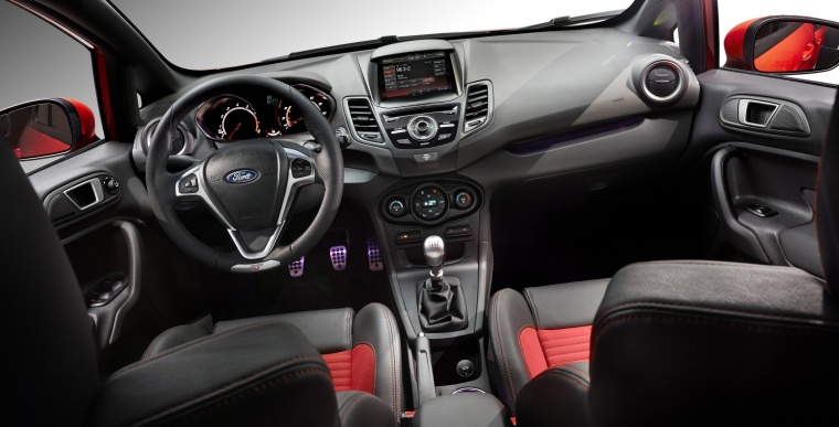 2018 Ford Fiesta Hatchback ST Cockpit Picture