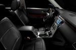 Picture of 2010 Ford Flex EcoBoost Front Seats