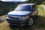 Picture of 2010 Ford Flex EcoBoost in Steel Blue Metallic