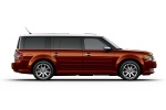 Picture of 2010 Ford Flex in Cinnamon Metallic