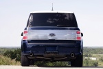 Picture of 2010 Ford Flex EcoBoost in Dark Ink Blue Metallic