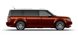 2010 Ford Flex Pictures