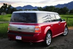 Picture of 2011 Ford Flex EcoBoost in Red Candy Metallic Tinted Clearcoat