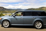 Picture of 2011 Ford Flex EcoBoost in Steel Blue Metallic