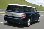 Picture of 2011 Ford Flex EcoBoost in Dark Ink Blue Metallic