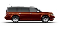 2012 Ford Flex SE, SEL, Limited, Titanium, AWD Review