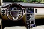 Picture of 2014 Ford Flex SEL Cockpit in Dune