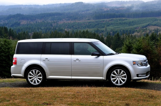 2017 Ford  Flex Picture
