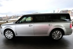 2017 Ford Flex SEL in Ingot Silver Metallic - Driving Side View