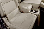 2017 Ford Flex SEL Front Seats in Dune