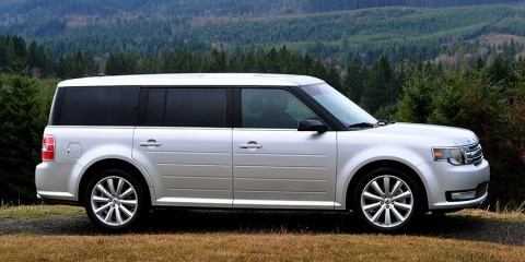 2017 Ford Flex SE, SEL, Limited, AWD Review