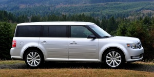Ford Flex Reviews / Specs / Pictures / Prices