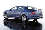 Picture of 2010 Ford Fusion Sport in Sport Blue Metallic