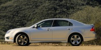 2010 Ford Fusion S, SE, SEL, Sport, Hybrid Pictures