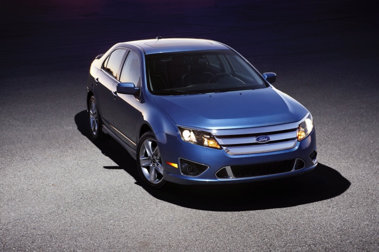 2011 Ford Fusion Sport Picture