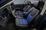 2011 Ford Fusion Sport Front Seats in Sport Blue