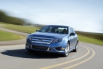 Picture of 2011 Ford Fusion Sport in Steel Blue Metallic