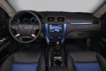 Picture of 2012 Ford Fusion Sport Cockpit in Sport Blue