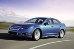 Picture of 2012 Ford Fusion Sport in Steel Blue Metallic