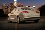 Picture of 2014 Ford Fusion Hybrid SE in Ingot Silver