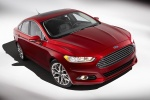Picture of 2015 Ford Fusion Titanium AWD in Ruby Red Metallic Tinted Clearcoat