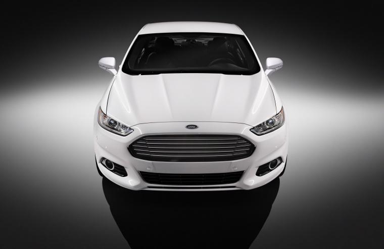 2016 Ford Fusion Titanium AWD Picture
