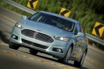 2016 Ford Fusion Hybrid SE - Driving Front Left View