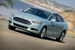 2016 Ford Fusion Hybrid SE - Driving Front Left Three-quarter View